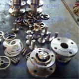 Válvula de la parte inferior de la válvula Titanium/del acero inoxidable