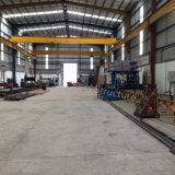 Structure métallique de coût bas de modèle préfabriqué de qualité pour l'entrepôt et l'atelier