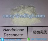 Ormone steroide Deca della materia prima di Decanoate del Nandrolone della polvere per la costruzione del muscolo
