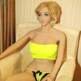 165cm Silikon-erwachsene Geschlechts-Puppe-volle Silikon-kleine Brust-reale Puppe