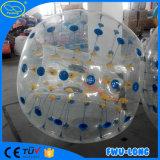 Подгонянный шарик футбола пузыря масленицы размера