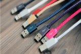 고품질 이동 전화 대 홀더 마이크로 USB 데이터 케이블을%s 가진 이동 전화 부속품