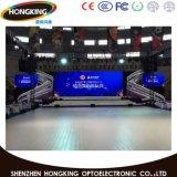 HD Qualität wasserdichtes P10 im FreienSMD LED-Bildschirmanzeige bekanntmachend