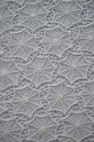 Tela nova do laço do poliéster do estilo da forma com teste padrão elegante da rede da aranha