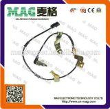 Sensor de velocidade de roda MB668261 do ABS Su12588 ALS903 para Mitsubishi Montero/Pajero