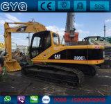 販売のための使用された掘削機の幼虫320c/Cat 320clの掘削機