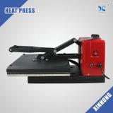 Máquina de la prensa del calor de la camiseta de la cubierta de la venta directa HP3804-N Manul de la fábrica