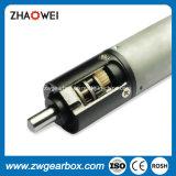 Motor de engranaje de reducción de par motor de alta velocidad de 22mm 24V