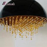 Lampada Pendant rotonda di cristallo moderna di vendita calda per l'hotel