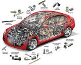 Le moteur automobile d'acier inoxydable partie des pièces de boucle de gicleur de Turbo