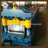 カラー機械(AF-B760)を形作る鋼鉄屋根のパネルロール