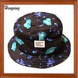 Kundenspezifischer bunter Unisexblumenwannen-Hut