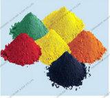산화철 또는 공장 가격 또는 빨강 까맣고 또는 노란 또는 녹색 분말