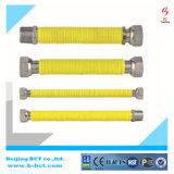 Solenoide del gas con colore d'ottone BCT-SV-3 di colore giallo del corpo della valvola del rivelatore