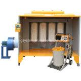 Puder-Beschichtung-Geräten-Spray-Stand mit Filter-Wiederanlauf-System