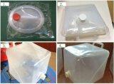 Recipiente dobrável da água do plástico 20L