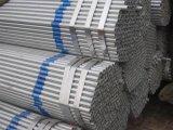 강철 관 (Ry1002)가 담궈진 최신에 의하여 직류 전기를 통한다