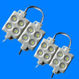 Módulo impermeable 4LEDs de la inyección cuadrada LED