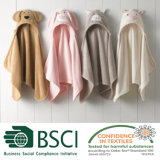 3D Animal Design Cotton Baby Towel encapuçado