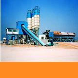 Hzs-50- impianto di miscelazione concreto, pianta d'ammucchiamento concreta mobile