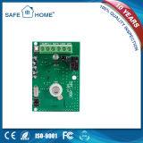 Sensor infrarrojo/detector del movimiento pasivo montado en la pared de la red