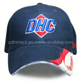 Construit 3D Embroidery Sandwich Racing Baseball Cap ( TR053 )