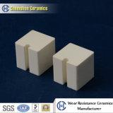 Chemshem Tonerde-keramischer Block wie Abnutzungs-beständiges Material-Lieferanten-Angebot