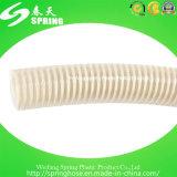 Tubulação de mangueira da sução do PVC/mangueira plásticas flexíveis mangueira da água/bomba de sução