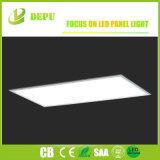 luz de painel livre do diodo emissor de luz da cintilação de 40W 60X60 120lm/W com Ce TUV Dlc