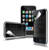 iPhone 3Gおよび3G SのためのMacallyのプライバシースクリーンの保護上敷