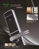 Fechamento de porta eletrônico do hotel do smart card da segurança