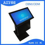 10 Punkte Fingerspitzentablett androide OS-hohe Auflösung LCD-Fußboden, dielcd-Kiosk stehen