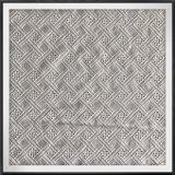 Lacet géométrique d'oeillet de coton de lacet de broderie de lacet de voile de coton pour Madame Wear