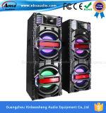 옥외 Karaoke 디스코 USB SD FM 마이크로 LED Bluetooth 전문가 DJ 능동태 스피커