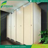 Anti partition de toilette de panneau du choc HPL de Fumeihua