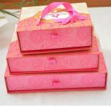 Paper en gros Box pour Gift/Cosmetic/Jewelry/Shopping