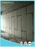 집과 Buliding를 위한 내화성이 있는 열 절연제 EPS 시멘트 샌드위치 벽면