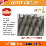 Kohlenstoffarmer Stahl-China-Schweißens-Elektrode E6013 für niedriges Spritzen
