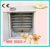 98% 부화 비율 자동적인 부화 닭 계란 부화기 (YZITE-9)