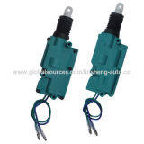atuadores elétricos da C.C. 12V para aparelhos electrodomésticos do distribuidor ou do café