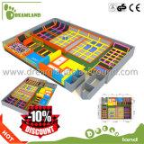 Großhandelshandelsinnentrampoline für Verkauf