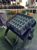 24PCS LED wasserdichtes waschendes Effekt-Licht mit Ce&RoHS (HL-028)