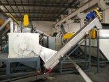 Überschüssige aufbereitende Plastikmaschinerie und PlastikaufbereitenSystsem