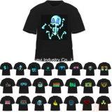 Mr. Disc Jockey Equalizer Rave Clignotant T-shirt