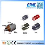 R100xr70X180degreex55mm Y35 Lichtbogen-Ferrit-Magneten für Motor