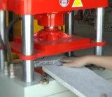 Machine de découpage en pierre pour la presse à mouler hydraulique (P80)