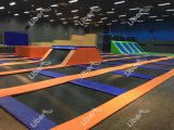 Children Designer Indoor Trampolineのための驚かせるFun
