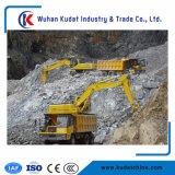 Máquina escavadora hidráulica Sc360.7 da esteira rolante da máquina escavadora