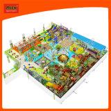 Grande parque de diversões abrangente Maze Infltable Playground