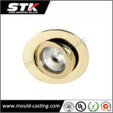 アルミニウムダイカストLEDのチョウチン貝/LEDの照明カバー(STK-ADL0011)を